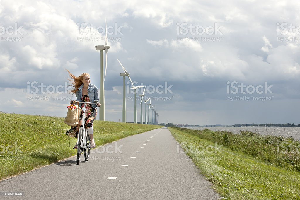 typical dutch royalty-free stock photo