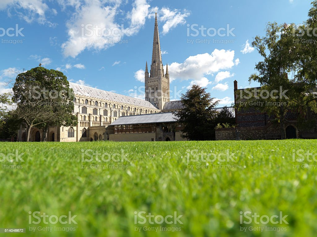 typical english view - Stock Image stock photo