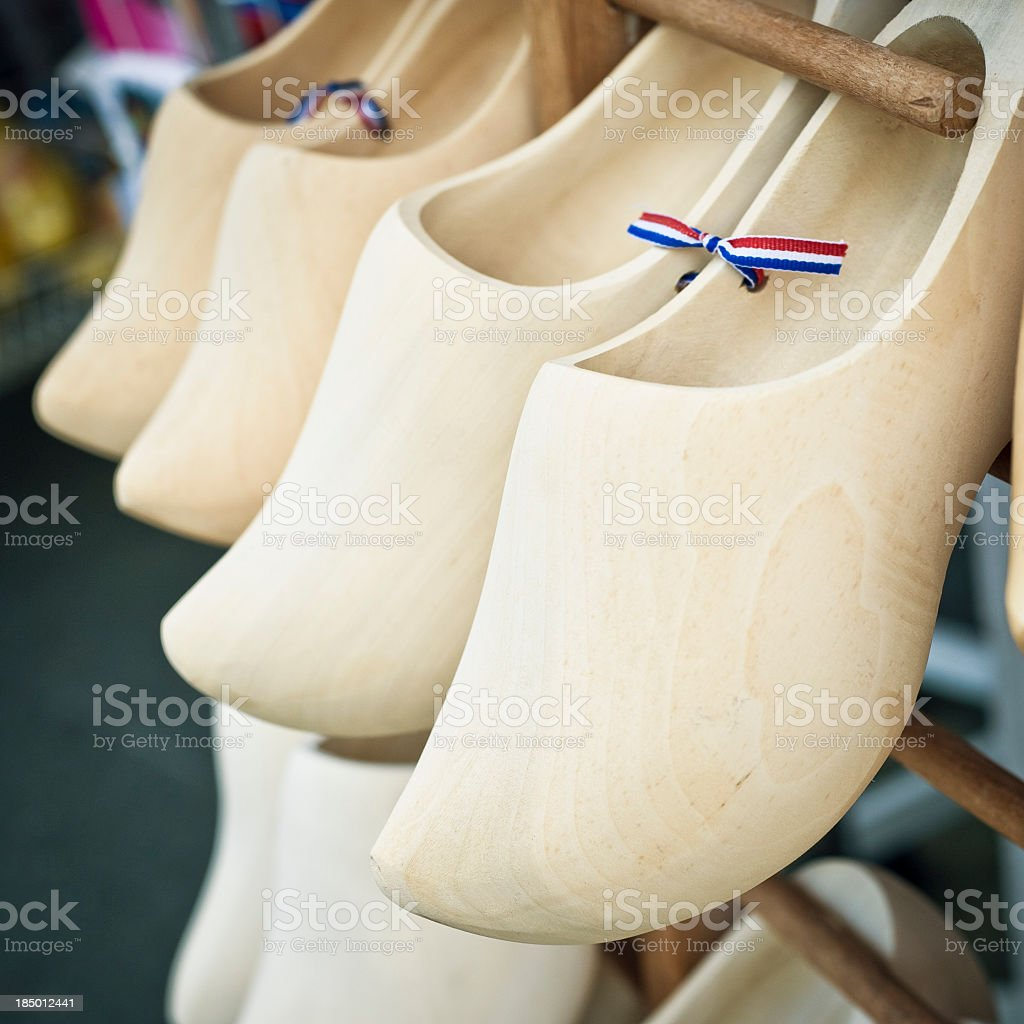 typical holland clogs stock photo 185012441 istock