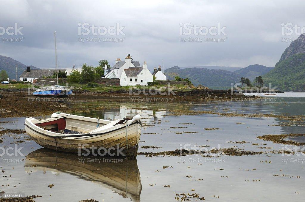Typically Scottish royalty-free stock photo