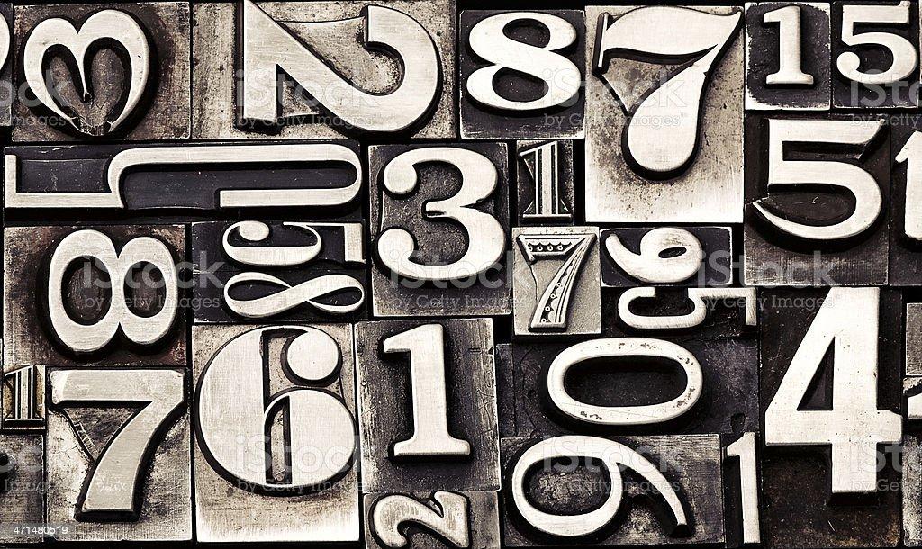 typography royalty-free stock photo