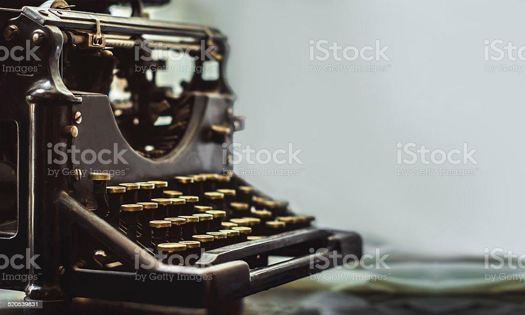 typwriter stock photo