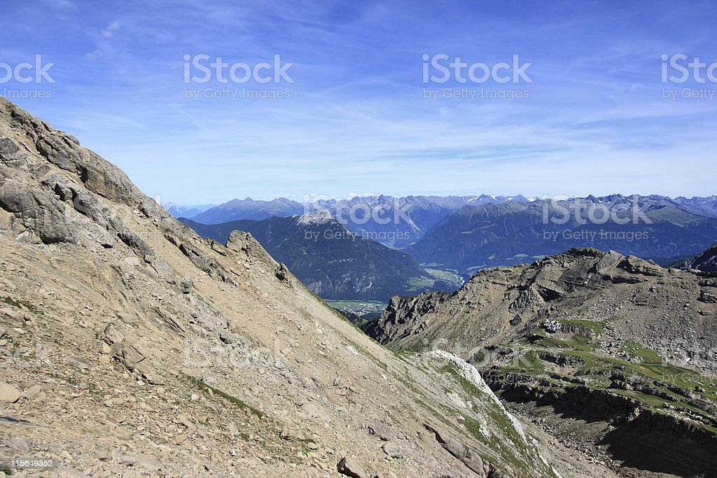 Tirol stock photo