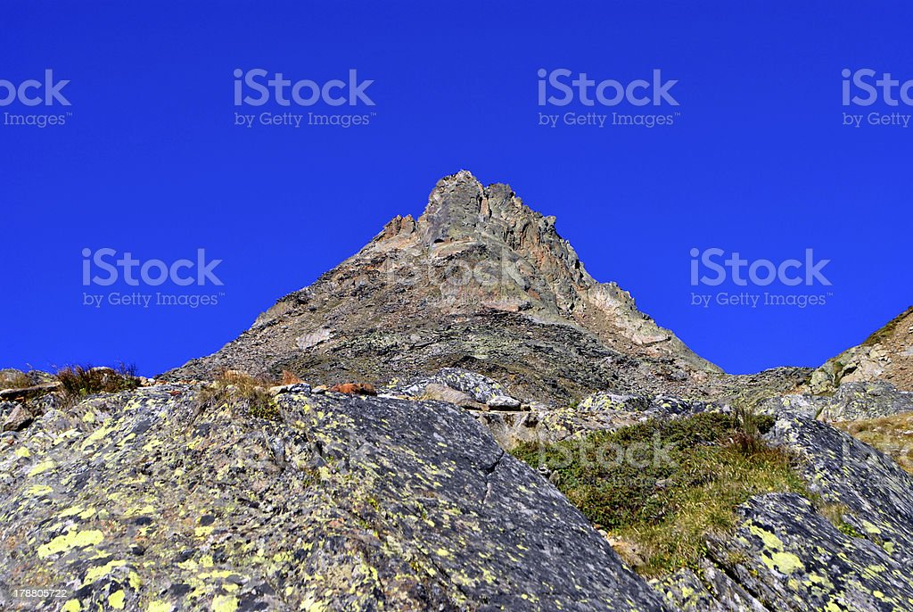 Tyrol royalty-free stock photo