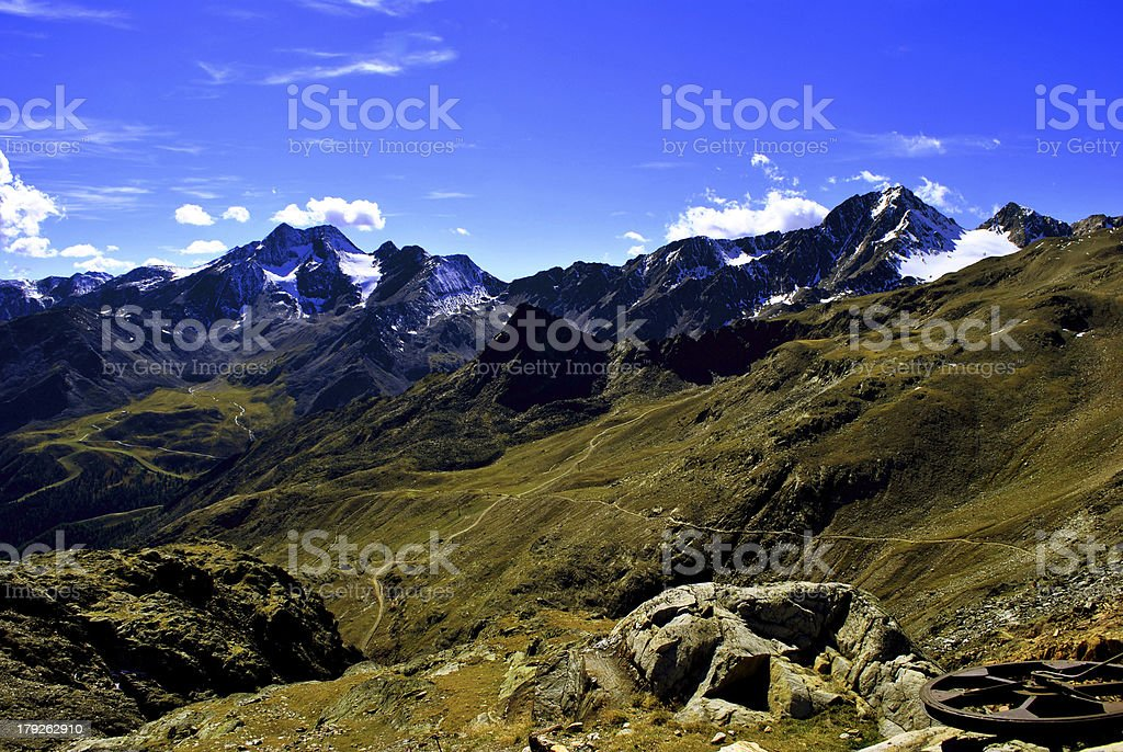 Tyrol royalty-free stock photo