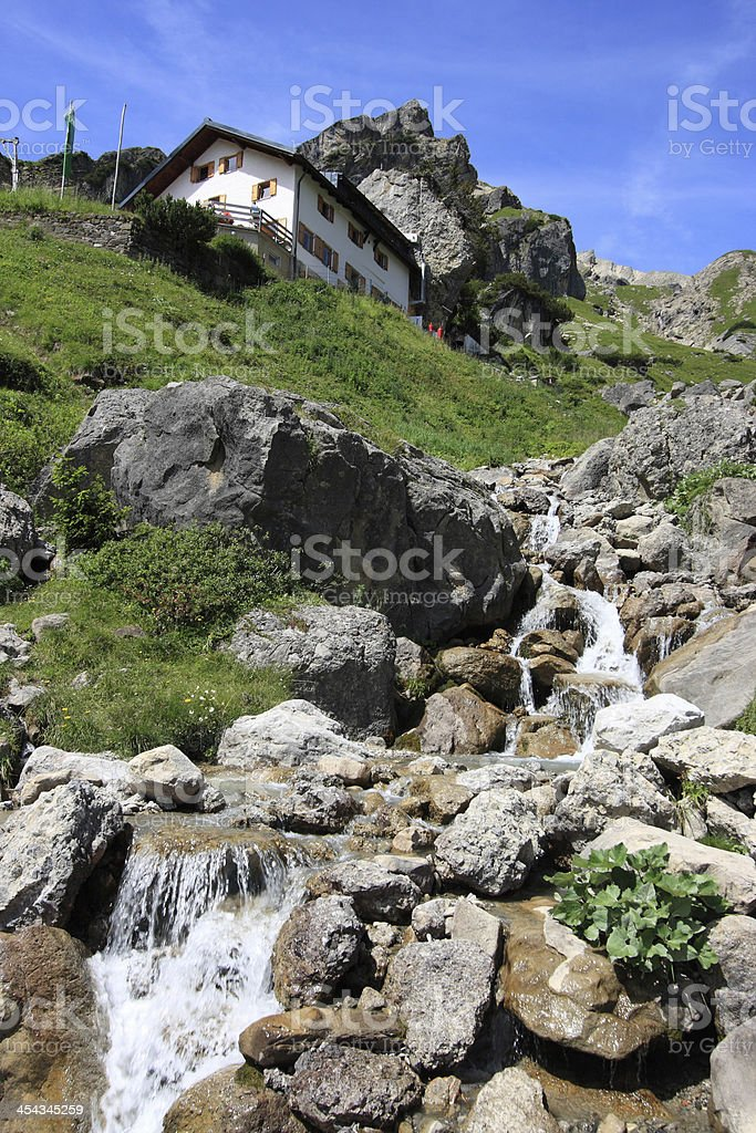 Tirol royalty-free stock photo
