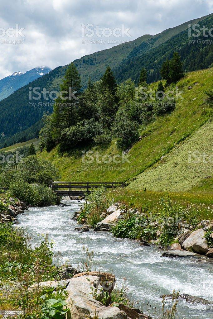 Tyrol stock photo