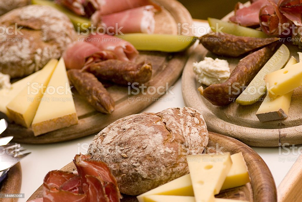 Tyrolean Feast stock photo