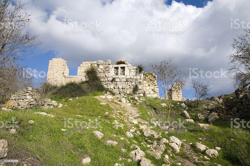 Tzova, Jerusalem royalty-free stock photo