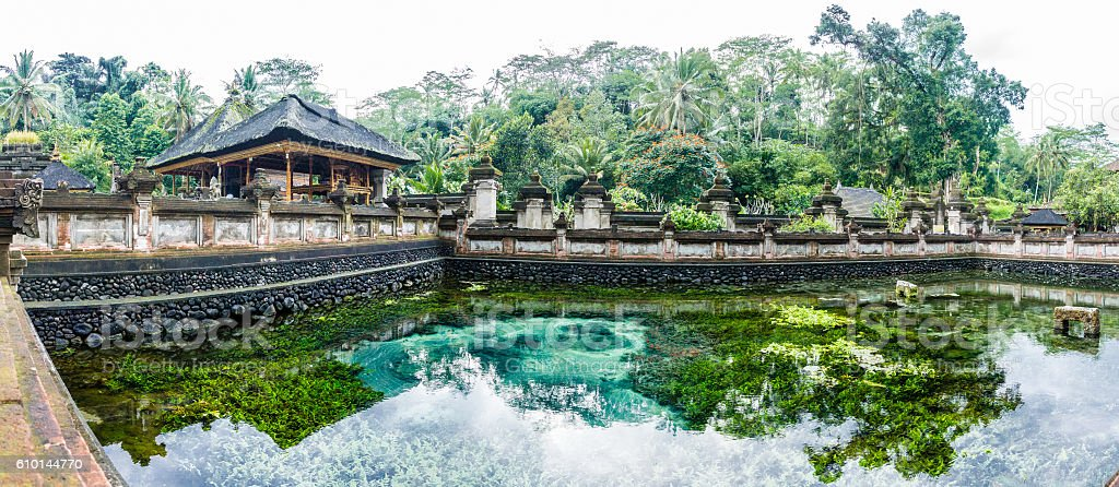 Ubud (Bali), Indonesia stock photo