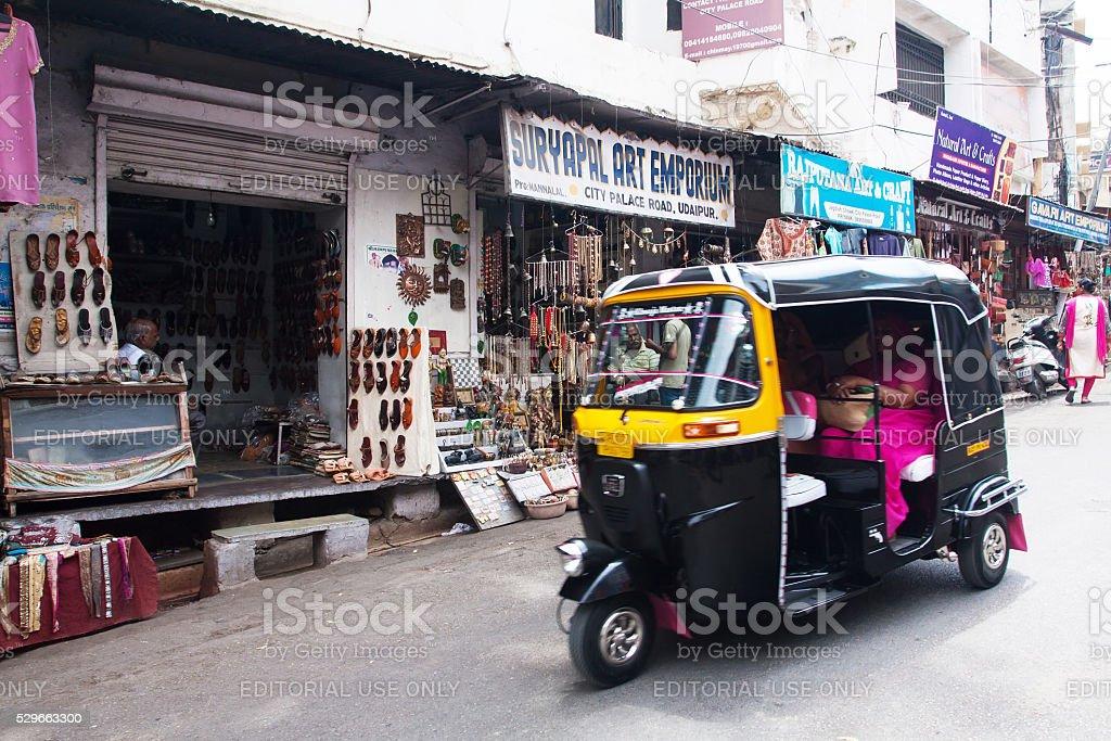 Udaipur. India stock photo