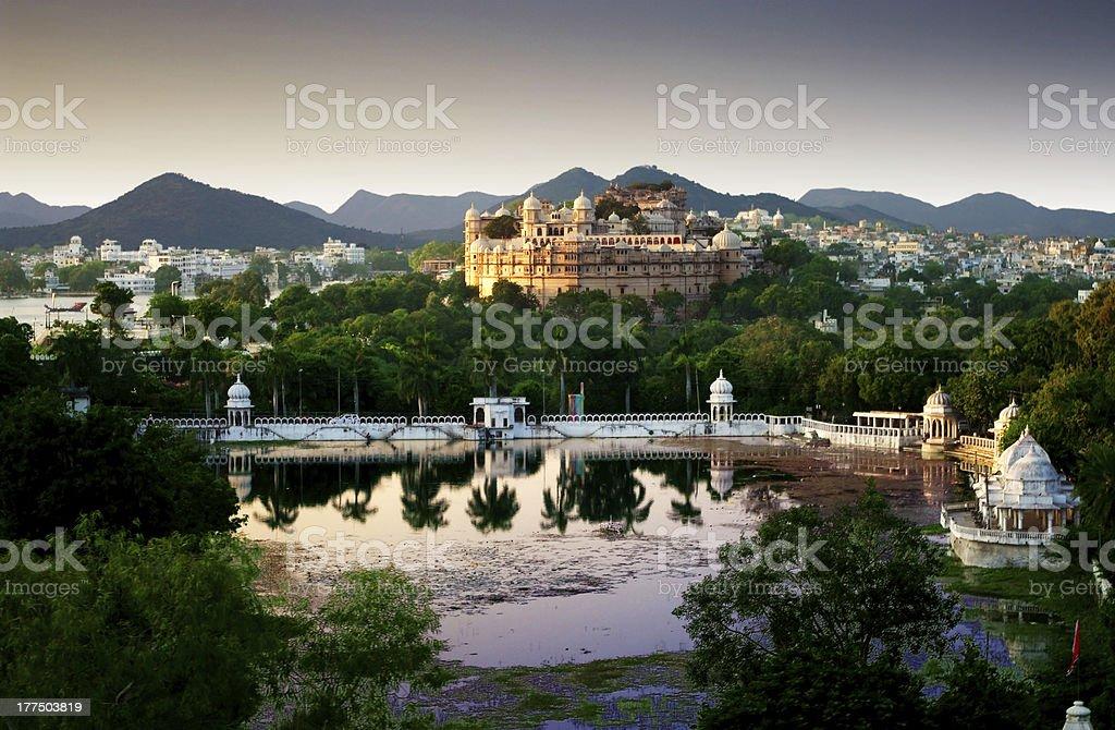 Udaipur stock photo