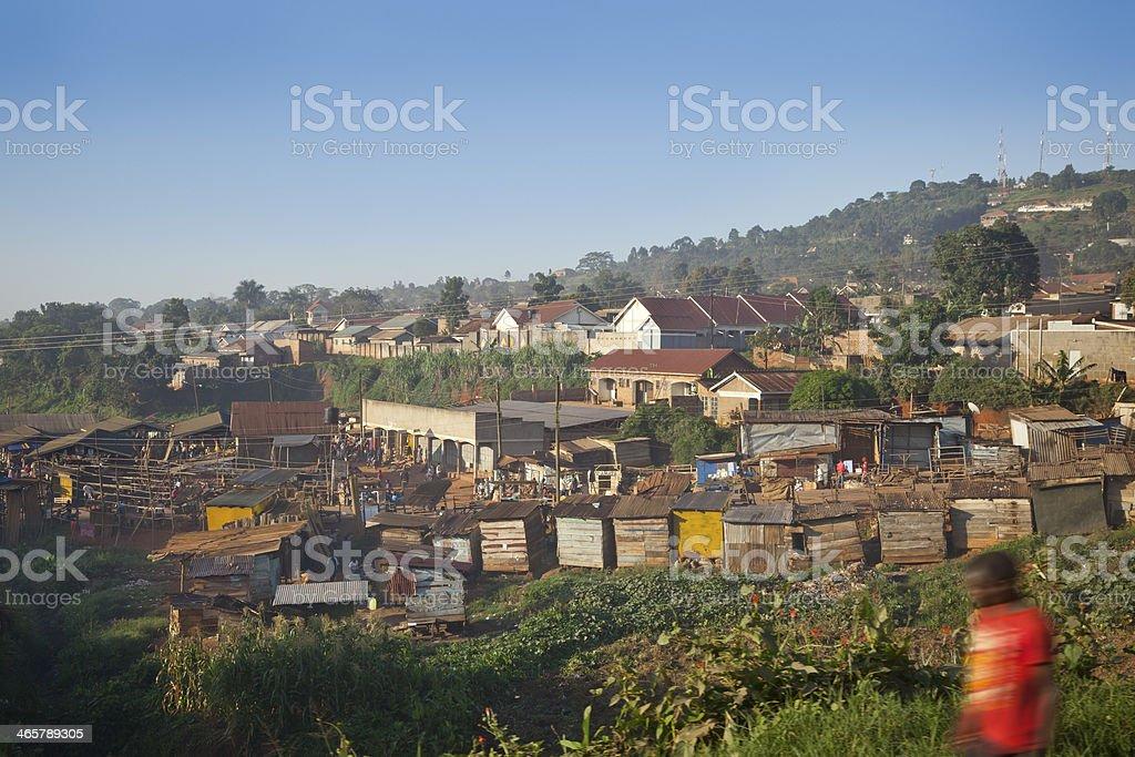 Uganda stock photo