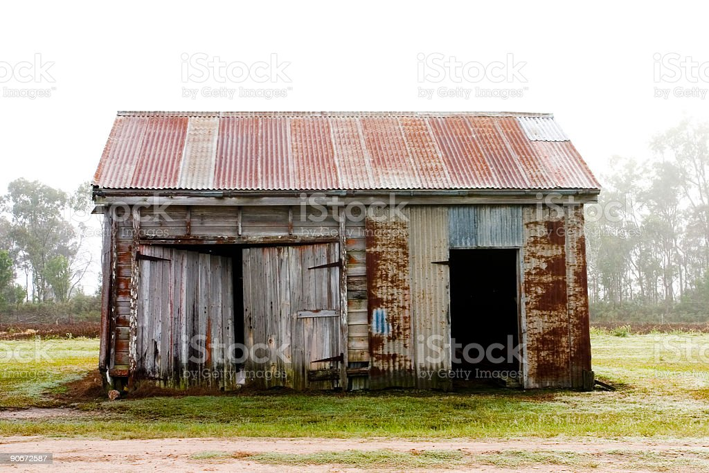 Ugly House royalty-free stock photo