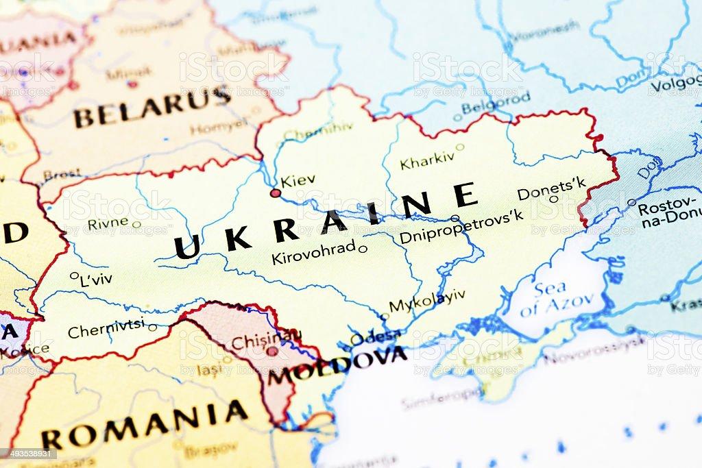 Ukraine royalty-free stock photo