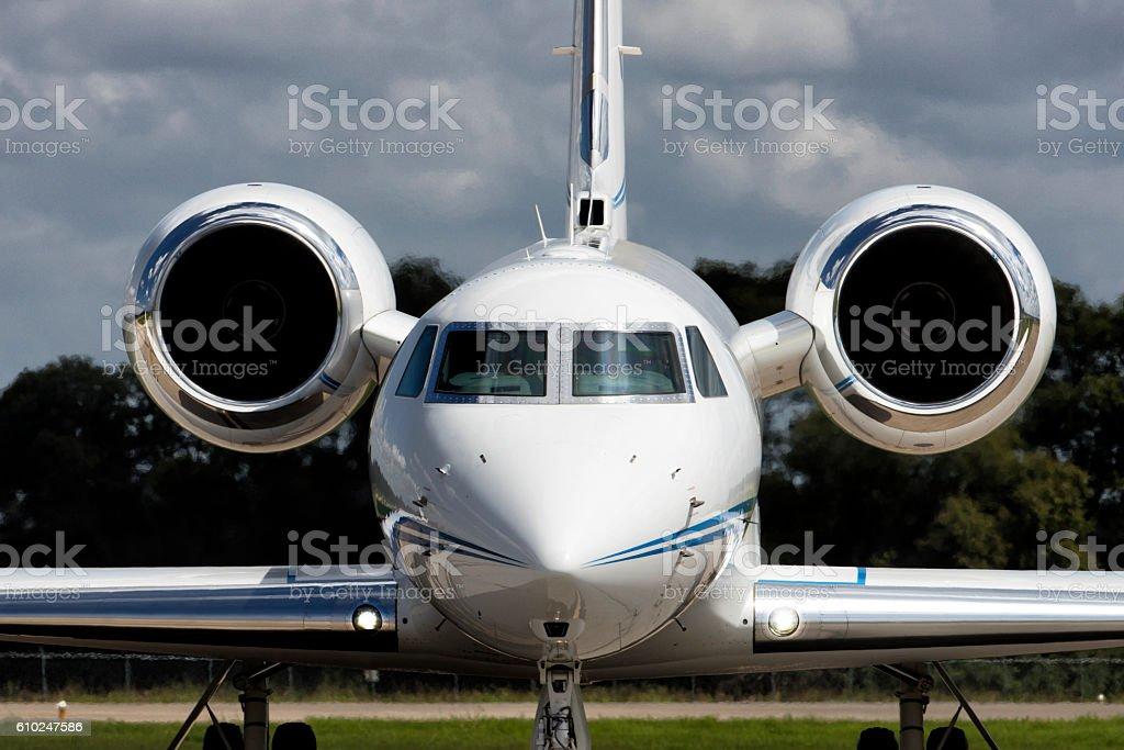 Ultimate Business Transportation stock photo