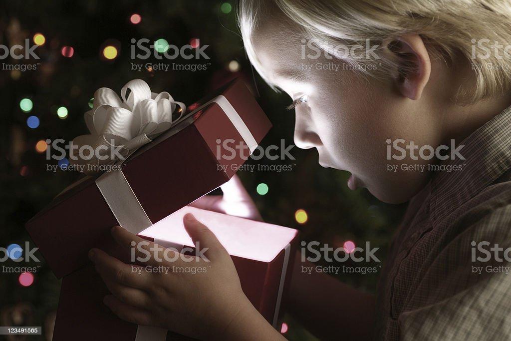 Ultimate present stock photo