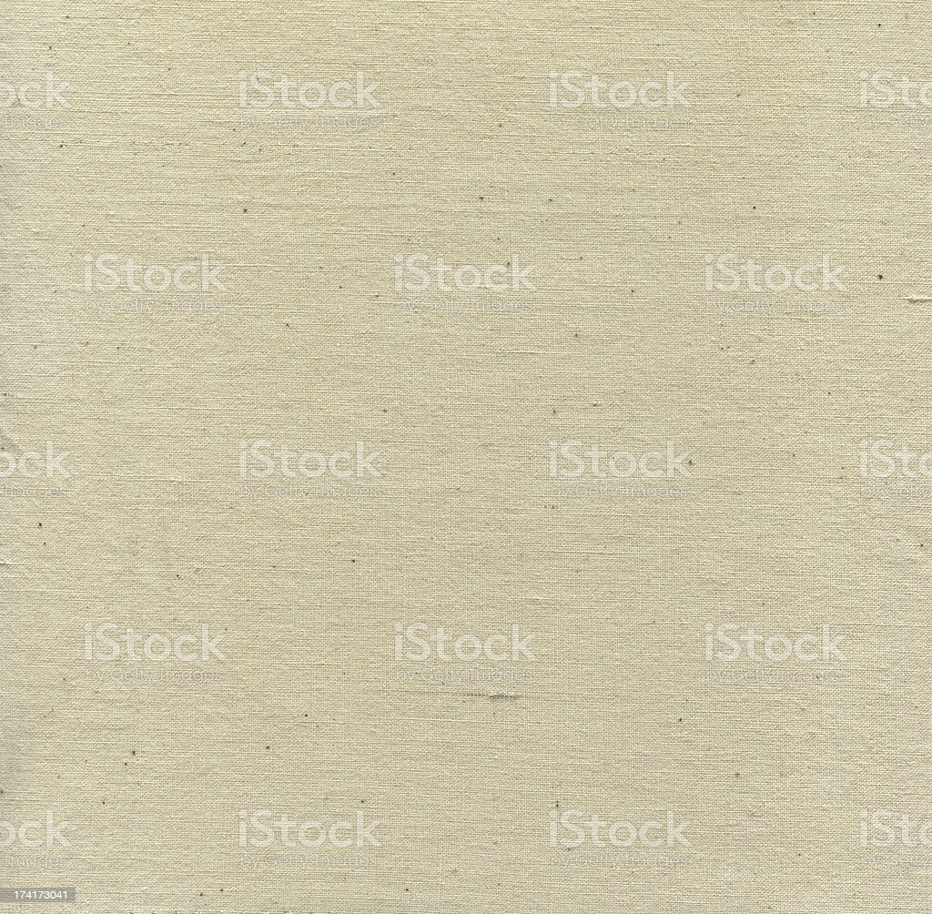 Ultra-high resolution-beige linen texture background(Pixel:10438 x 10230) royalty-free stock photo