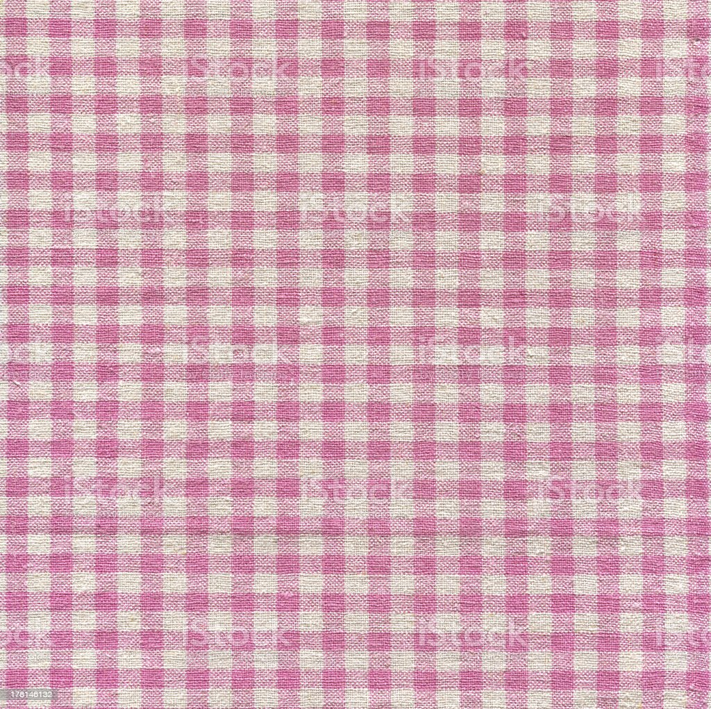 Ultra-high resolution-Red and white gingham texture background pattern(Pixel:10001 x 9972) stock photo