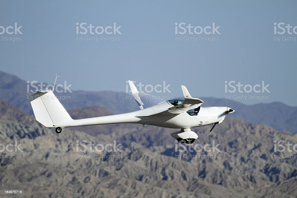 Ultralight Aircraft royalty-free stock photo