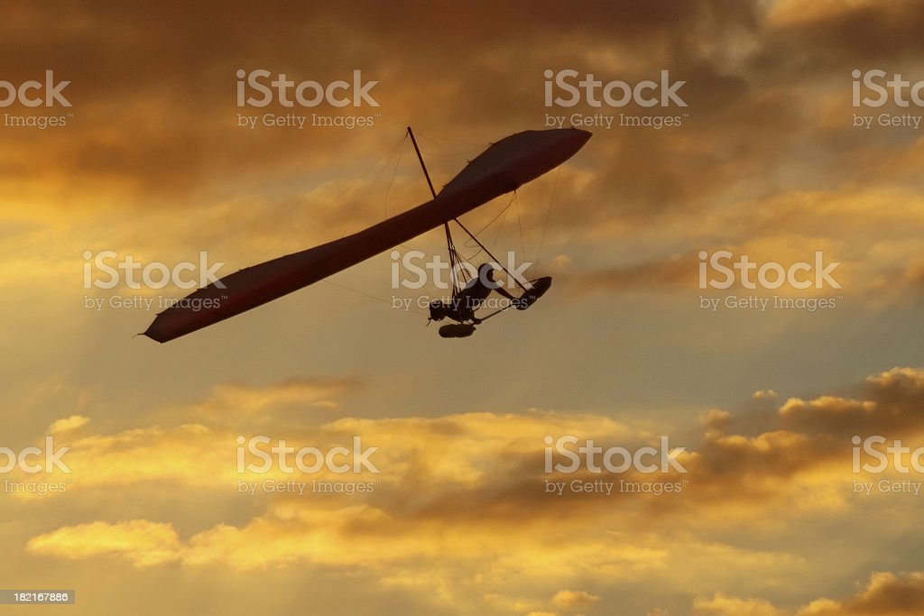 Ultralight royalty-free stock photo