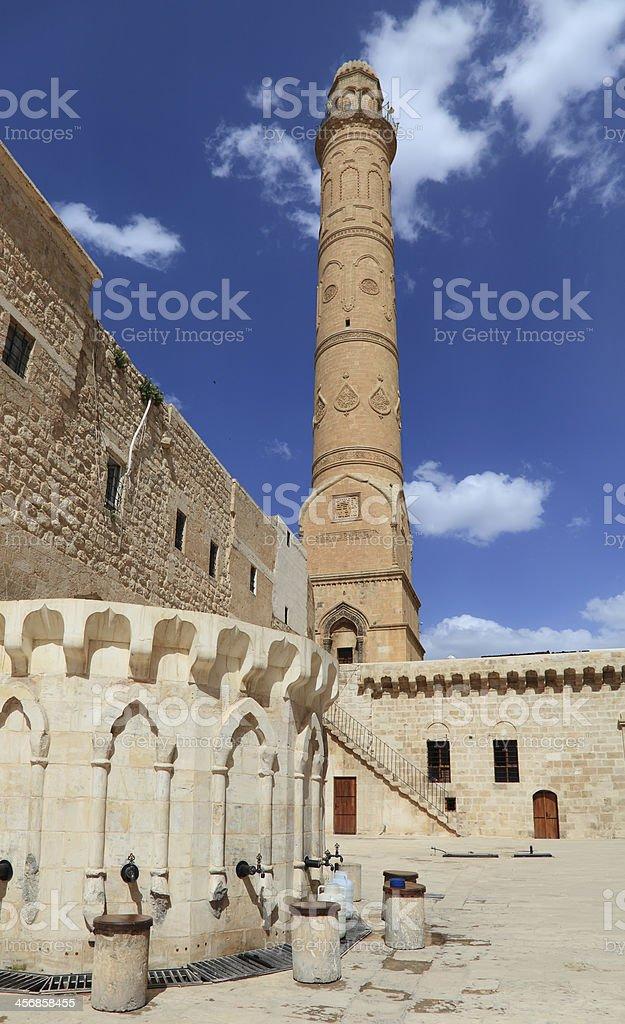 Ulu Mosque Mardin, Turkey stock photo