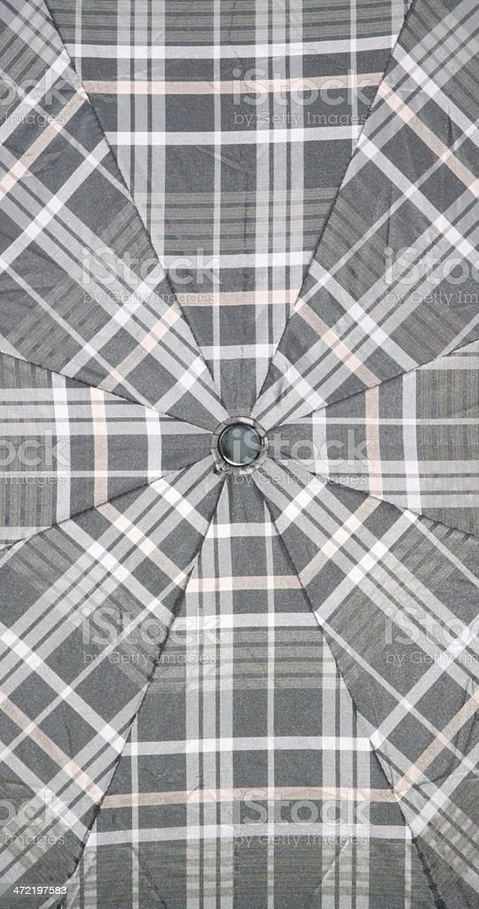 umbrella fabric stock photo