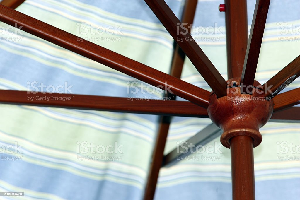 umbrella framework stock photo