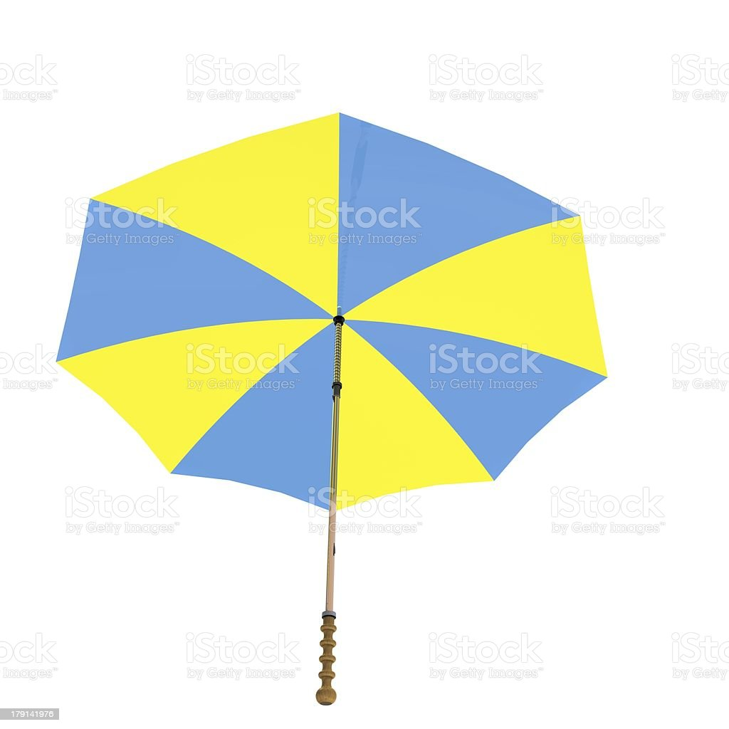 Umbrella royalty-free stock photo