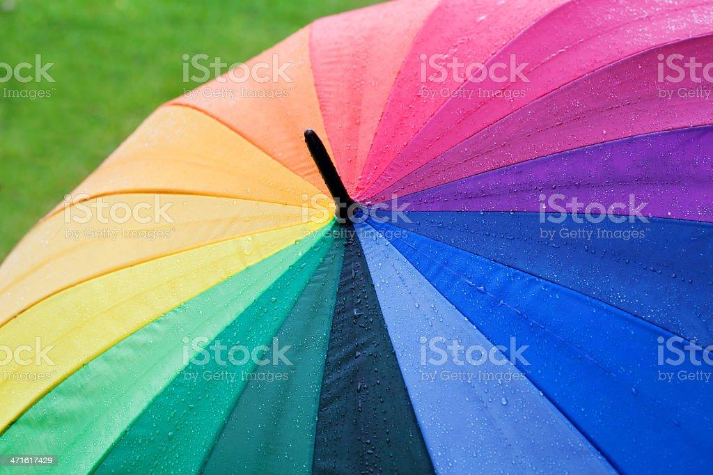 Guarda-chuva foto royalty-free