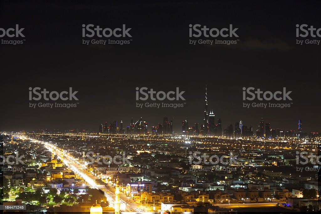 Umm suqeim in Dubai. royalty-free stock photo