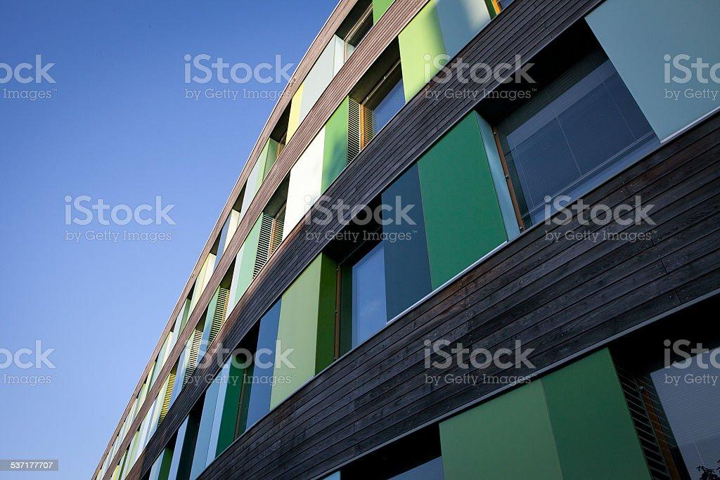 Umweltbundesamt Dessau-Ro?lau stock photo