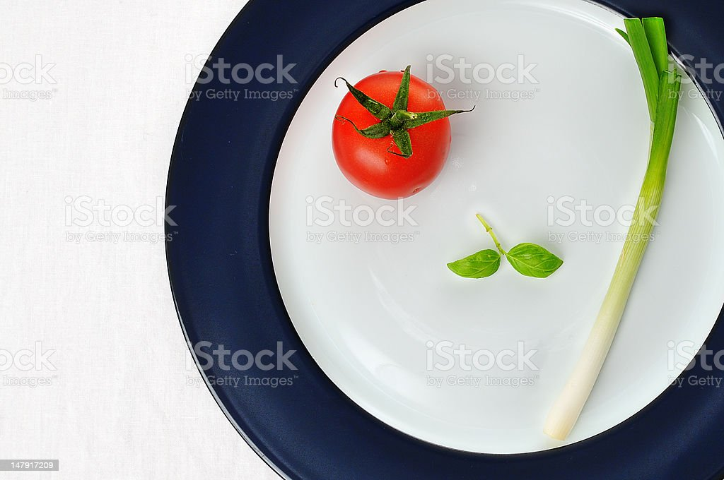 Uncooked Food royalty-free stock photo