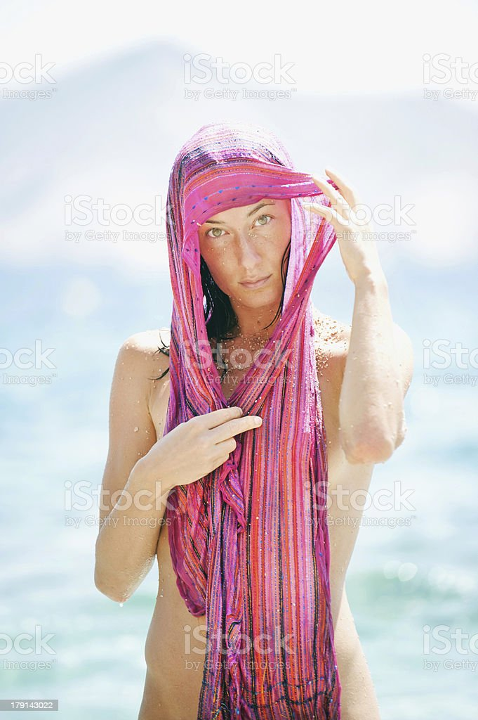 Uncovering royalty-free stock photo