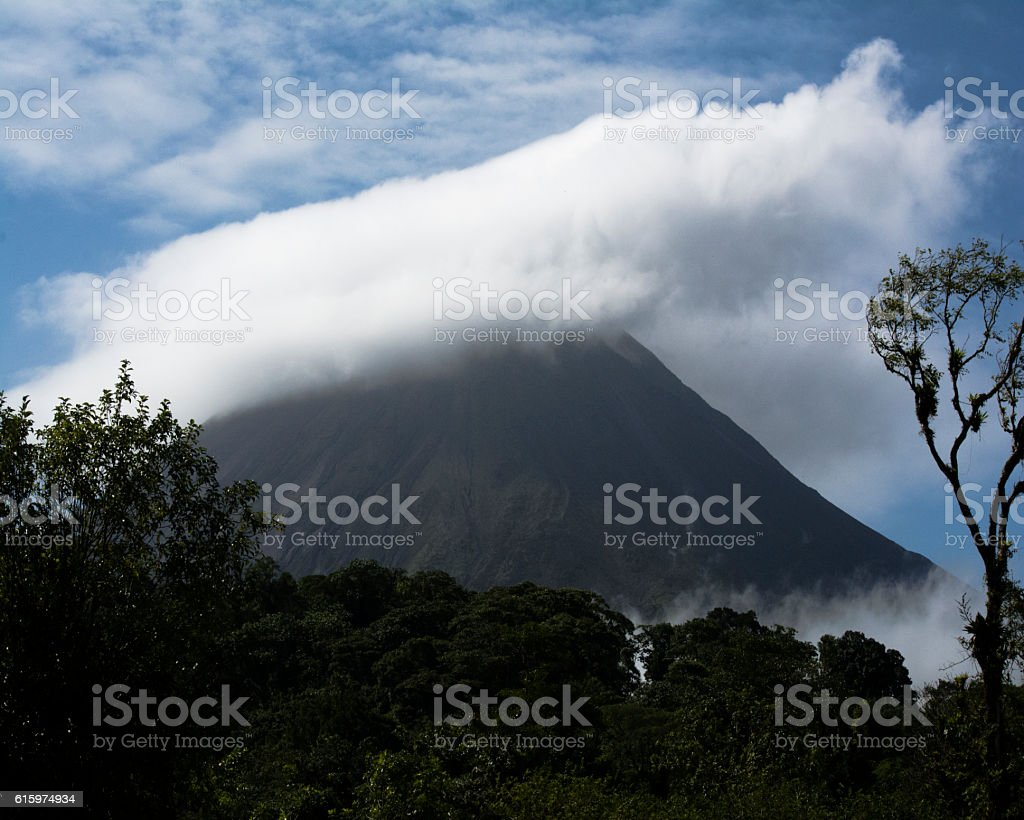 Under a Cloud stock photo