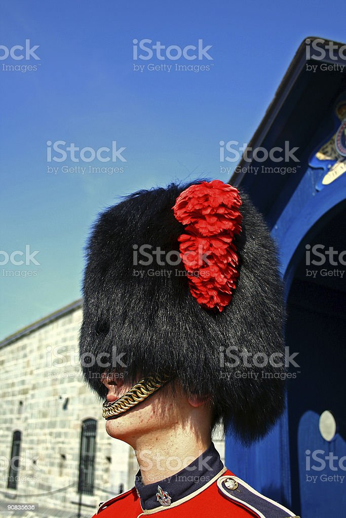 Under My Hat royalty-free stock photo
