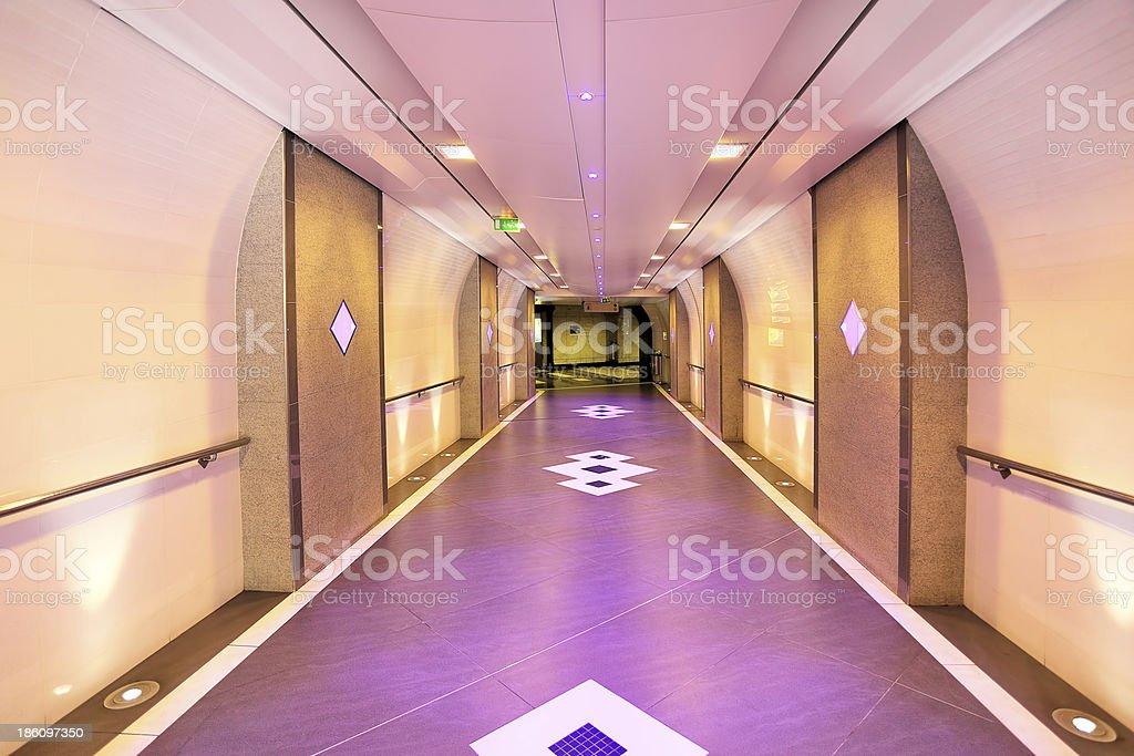 Underground Passage In Monte Carlo Monaco stock photo | iStock