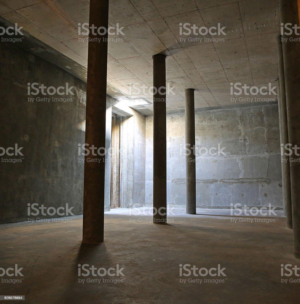 underground tank stock photo
