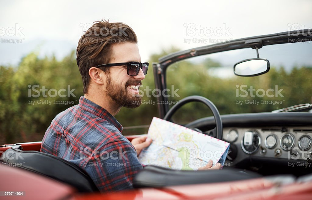Understand the pulse of your country better stock photo