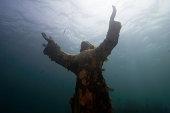 Underwater Religious Enlightenment