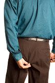 Underwear Adjustment