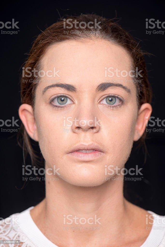 unedited photo beauty stock photo