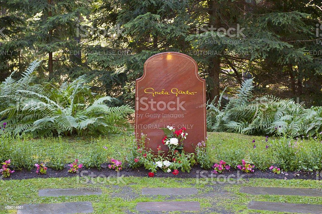 Unesco World Heritage, Woodland cemetery stock photo
