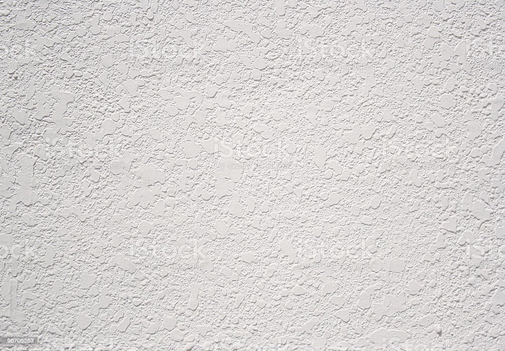 Uneven white wall royalty-free stock photo