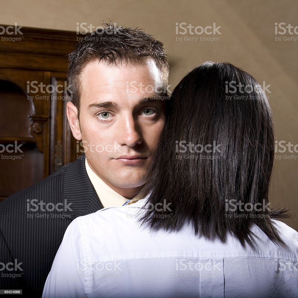 unfaithful royalty-free stock photo