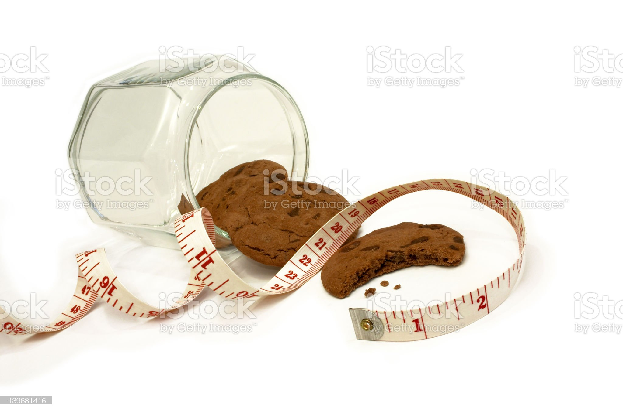 Unhealthy Diets royalty-free stock photo