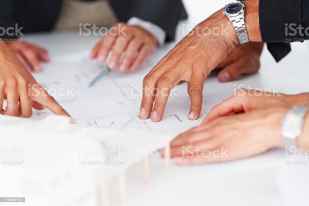 Unified in their design stock photo