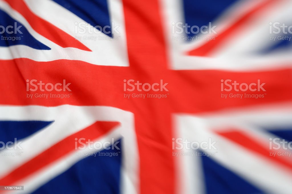 Union jack flag royalty-free stock photo