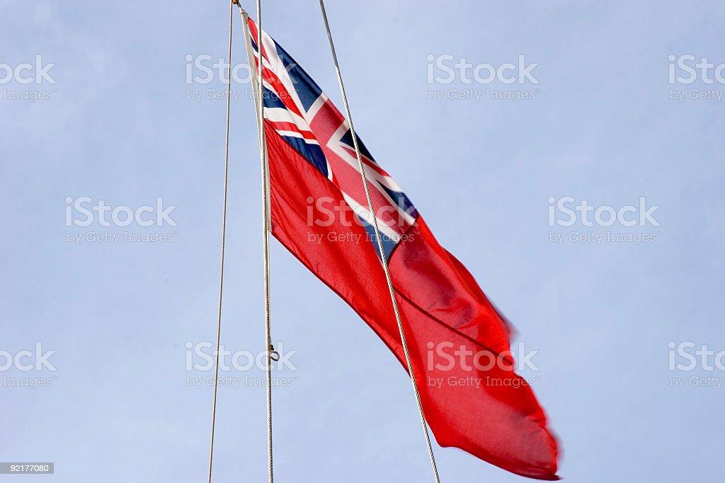 Union Jack stock photo
