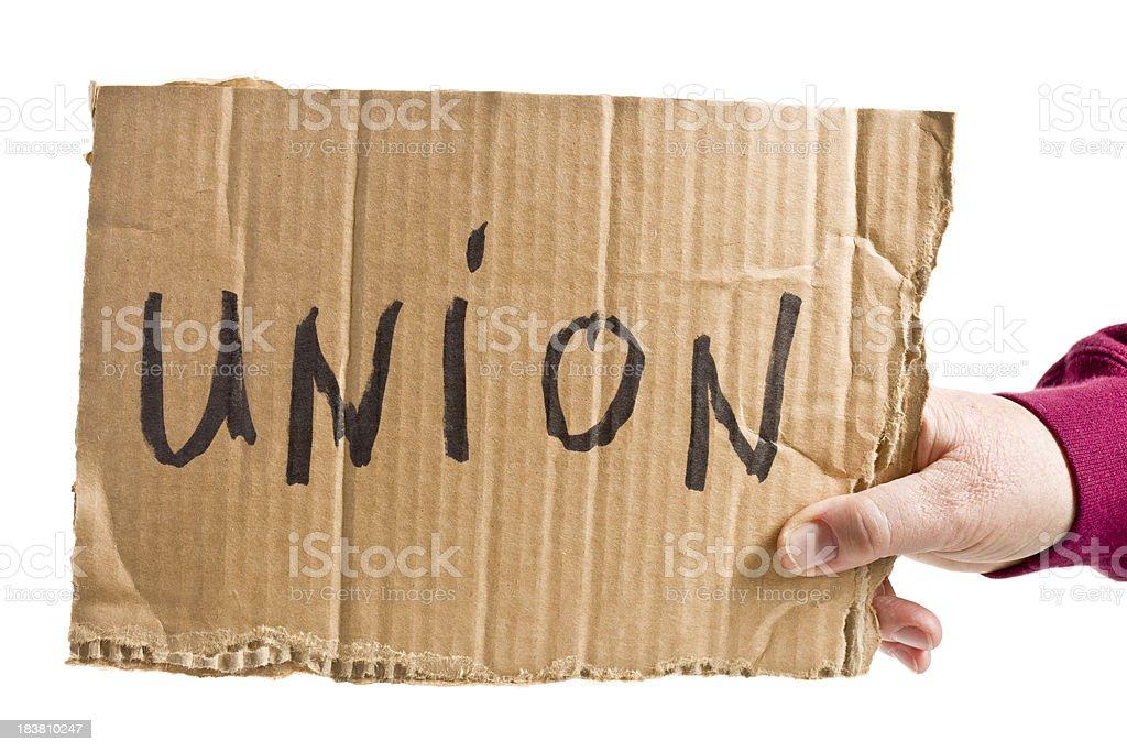 Union royalty-free stock photo